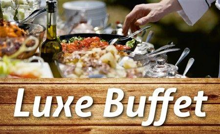 Luxe buffet bestellen?