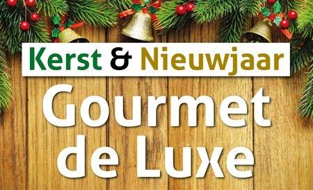 Gourmet de Luxe Kerst & Nieuwjaar