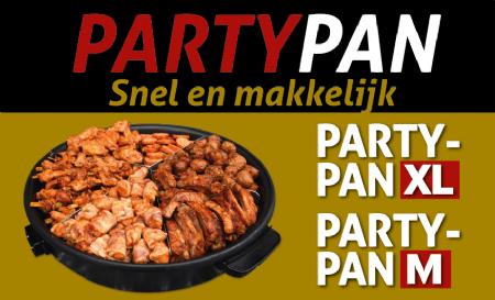 Partypan bestellen?