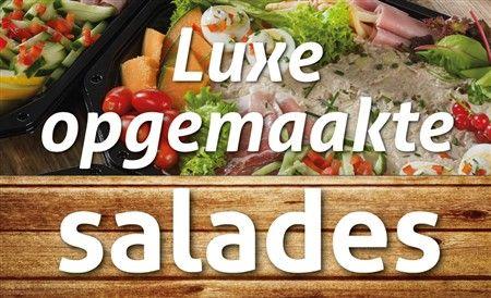 Salades bestellen?